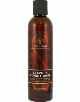 As I Am Leave-In-Conditioner 8oz/ 237ml