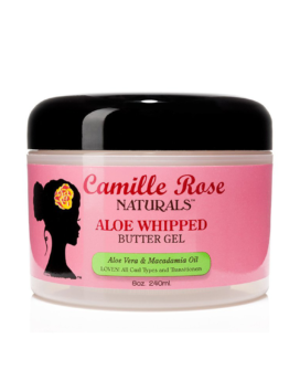Camille Rose Naturals Aloe Whipped Butter Gel 240ml 8oz
