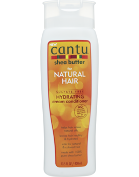 Cantu Shea butter Hydrating cream conditioner for natural hair 400ml/ 13.5oz
