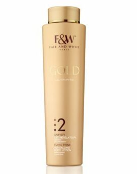 Fair & White Gold Ultimate 2 Even Tone Brightening Body Lotion 500ml