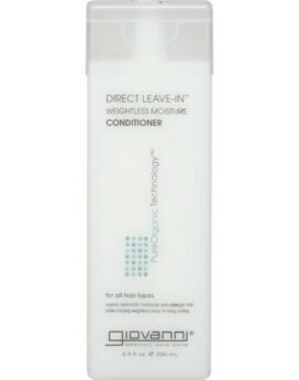 Giovanni Leave In Conditioner 250ml