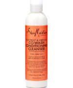 Shea Moisture Coconut & Hibiscus Co-Wash Conditioning Cleanser 8zo / 237ml