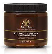 As I Am Coconut Co-Wash Cleansing Conditioner 16oz