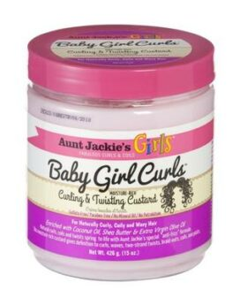 Aunt Jackie's Baby Girl Curls Curling & Twisting Custard 434 ml