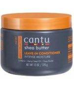 Cantu For Men Shea Butter Leave In Conditioner 13oz 370g