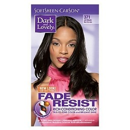 Dark & Lovely Fade-Resistant Rich Conditioning Color #371 ( Jet Black )