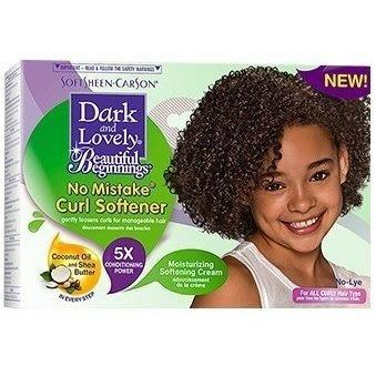 Dark & Lovely Beautiful Beginnings Curl Softener