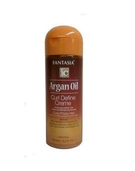IC Fantasia Curl define creme with Argan Oil 183.4ml/ 6.2 oz