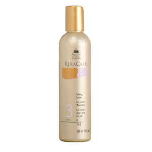 KeraCare Setting Lotion 240ml 8oz