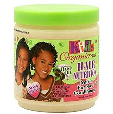 Africa's Best Kids Organics Hair Nutrition conditioner 15oz