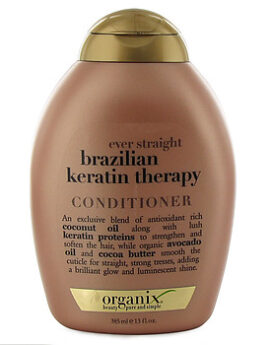 Organix Brazilian Keratin Therapy Conditioner 3.5oz/ 385ml
