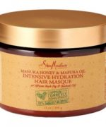 Shea Moisture Manuka Honey & Mafura Oil Intesive Hydration Hair Masque 12oz 357ml