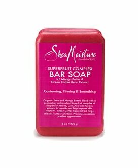 Shea Moisture Superfruit Complex Bar Soap 230g 8oz