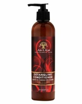 As I Am Detangling Leave-In-Conditioner 8oz/ 237ml