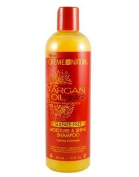 Creme of nature Moisture & shine shampoo with Argan oil 354ml/ 12oz