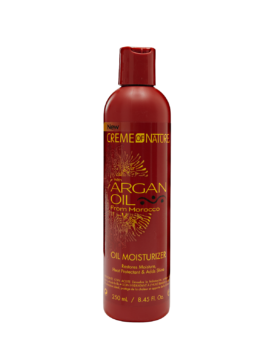 Creme of Nature Oil moisturizer with Argan oil 250ml/ 8.45oz