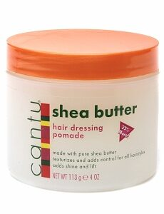 Cantu Shea butter hair dressing pomade 4oz