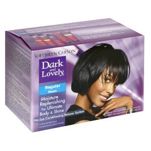 Dark and Lovely No-Lye Conditioning Relaxer System Normal