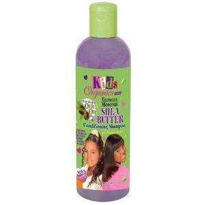 African Best Kids organics Shea Butter Conditioner Shampoo 12oz