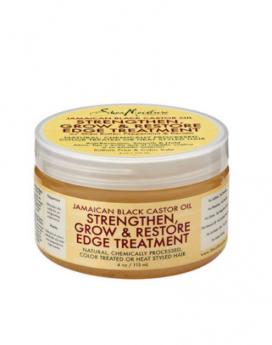 Shea Moisture Jamaican Black Castor Oil Strengthen, Grow & Restore Edge Treatment 4oz/ 113ml
