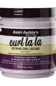 Aunt Jackie's Curl La La Define Curl custard 15oz