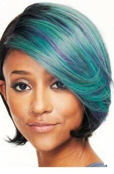 Sleek Human Hair Bree Wig