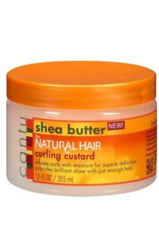 Cantu Shea butter curling custard for natural hair 355ml/ 12oz