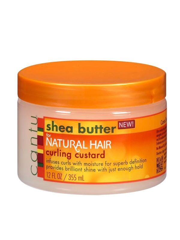 Cantu Shea butter curling custard for natural hair 355ml/ 12oz