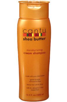 Cantu Shea butter Moisturizing cream shampoo 400ml/ 13.5oz
