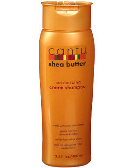 Cantu Shea butter Moisturizing cream shampoo 400ml/ 13.5oz