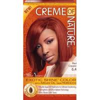 Creme Of Nature Red Copper 6.4