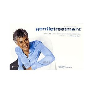 Gentle Treatment No-Lye Conditioning Creme Relaxer System For Gray Hair