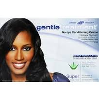 Gentle Treatment No-Lye Conditioning Creme Relaxer System Super