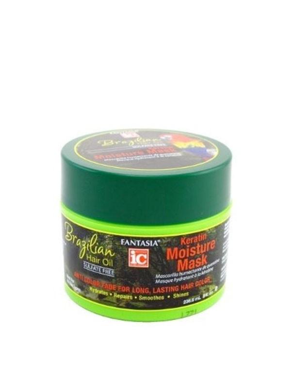IC Fantasia Brazilian hair oil Keratin Moisture Mask