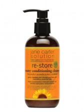 Jane Carter Solution Re-store Creamy Conditioning Cleanser 8oz