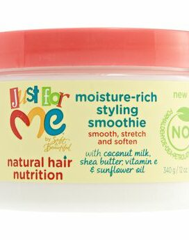 Just For Me Natural Hair Nutrition Moisture Rich Styling Smoothie 340g 12oz