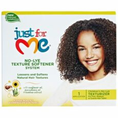 Just For Me No-Lye Texture Softener System