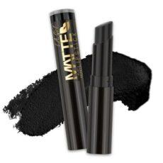 LA Girl Matte Flat Velvet Lipstick Raven