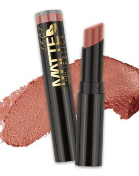 LA Girl Flat Velvet Lipstick Snuggle
