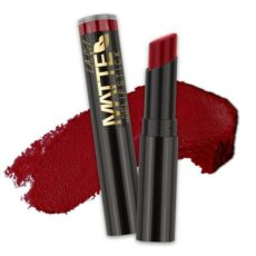 LA Girl Flat Velvet Lipstick Spicy
