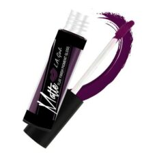 LA Girl Matte Pigment Gloss Black Currant