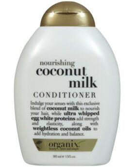 Organix Nourishing Coconut Milk Conditioner 13oz/ 385ml