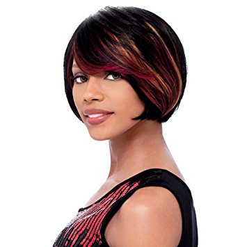 Sensationnal Bump Human Hair Wig