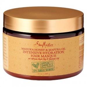 Shea Moisture Manuka Honey & Mafura Oil Intesive Hydration Hair Masque 12oz 357ml