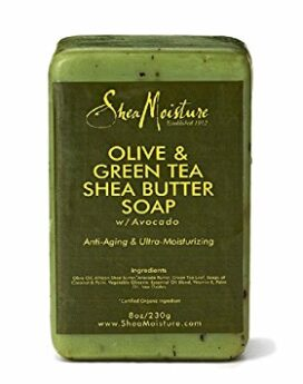 Shea Moisture Olive & Green Tea Shea Butter Soap 8oz 230g