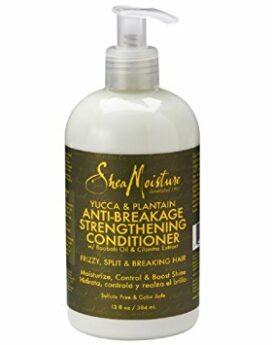 Shea Moisture Yucca & Plantain Anti-Breakage Strengthening Conditioner 13oz 384ml